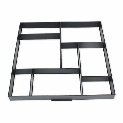 Kungfu Mall 51cm 20inch Garden Paving Mould Square Shape DIY Walking Path Cement