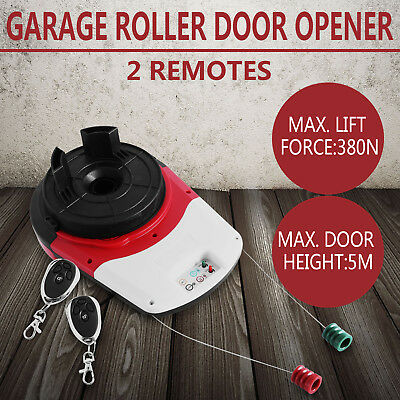 Auto Garage Roller Door Opener with 2 remote & 2 years warranty CE certified