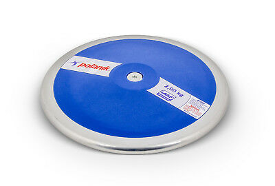 POLANIK Competition Throwing Discus CPD 0.75 1 1.50 1.75 2 KG and more weights