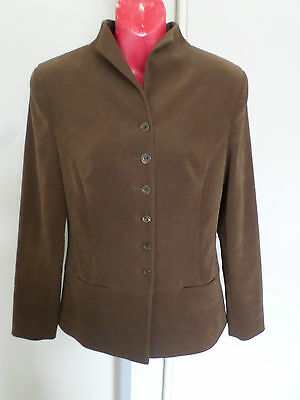 Vintage Retro Designer Harry Who Ladies Jacket  Size 12 lined