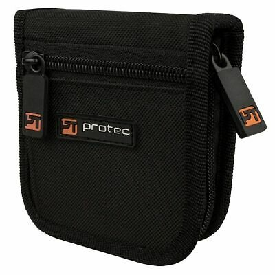 Protec Trumpet / Small Brass Multiple 3-Piece Nylon Mouthpiece Pouch with Zipper