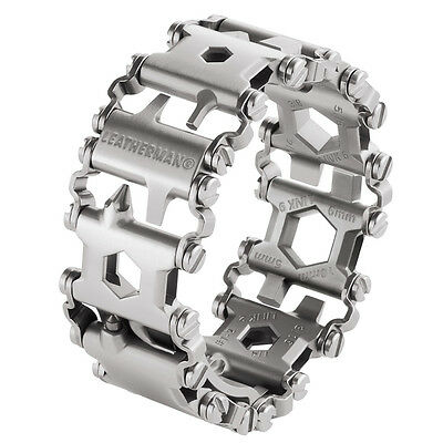 NEW Leatherman Tread Stainless Steel Multi-Tool