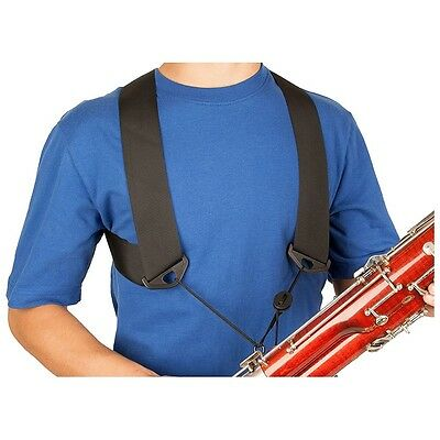 Protec A301LRG Protec Bassoon Nylon Harness Large