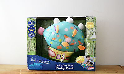New In The Night Garden Soft 'n Cosy World Pinky Ponk Playskool Sounds NIB