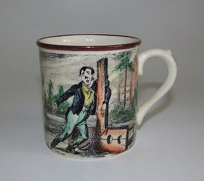 Gray's Pottery Tom Moore Mug. #A9010