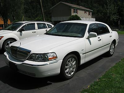 2006 Lincoln Town Car Signature Limited 2006 lincoln town car