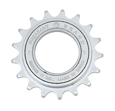 17T Chrome Plate Freewheel