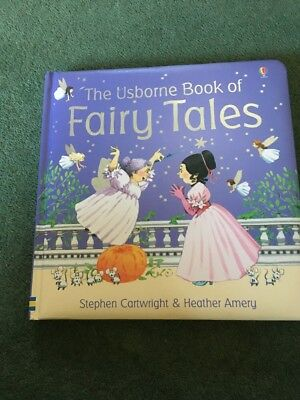 The Usbourne book Of Fairy Tales