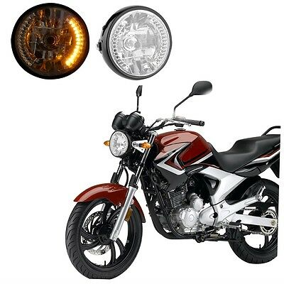Stylish 7inch Motorcycle LED Headlight Front Light For Harley Motorcycle AU