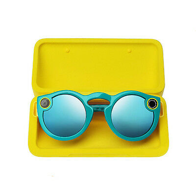 Spectacles Snap Camera Glasses For Snapchat - Teal