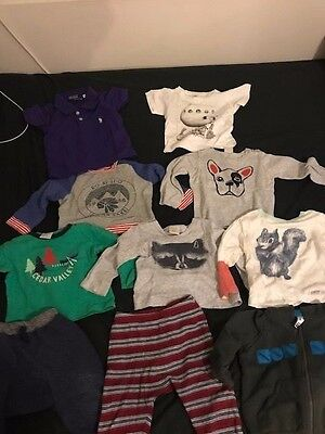 Baby Boy Clothes - Mixed - Size 1 / 12-18 months