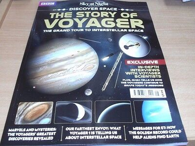 BBC Sky at Night magazine Discover Space ; The Story of Voyager. Interstellar