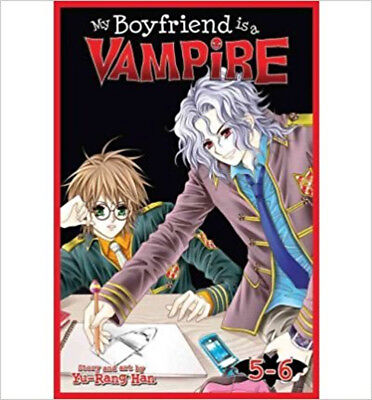 My Boyfriend is a Vampire by Yu-Rang, Han ( Author ) ON Aug-06-2012, Paperback,