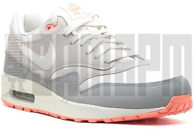 super cute 77bb8 a9aad 2013 Nike AIR MAX 1 ESSENTIAL 7 8 9 10 11 PIGEON SAIL GREY PINK am1