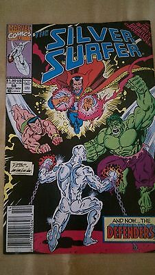 THE SILVER SURFER # 58 - Marvel 1991 (vf)