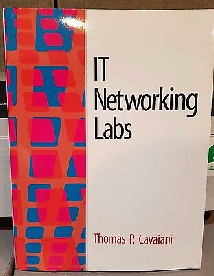 IT Networking Labs by Tom Cavaiani (2009, Paperback)