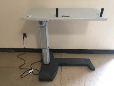 Carl Zeiss Meditec Power Instrument Table White Medical Military