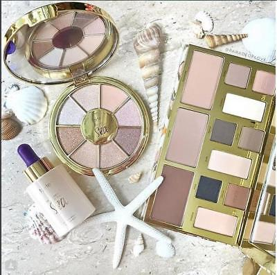 Tarte Rainforest Of The Sea Eyeshadow Palette Shadow Make-Up Highlighter Colleti