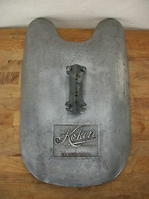 Vintage Koken barber chair hair wash basin very hard to find.