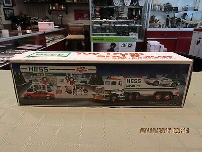 1991 Hess Toy Truck And Racer (Lamborghini) Ready To Ship!!!