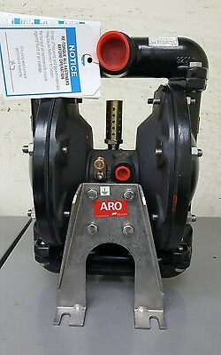 Aro/ingersoll Rand 66610A-322-C, 1 Inch, Air Operated Diaphragm Pump