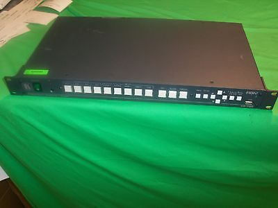 Kramer VP-728 9−Input ProScale Presentation Scaler/Switcher