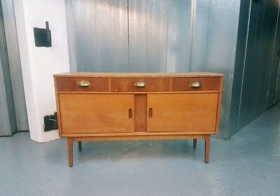 Mid century sideboard (Will Deliver)
