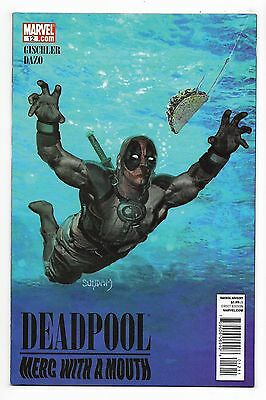 Deadpool Merc With A Mouth #12 Very Fine/Near Mint Nirvana