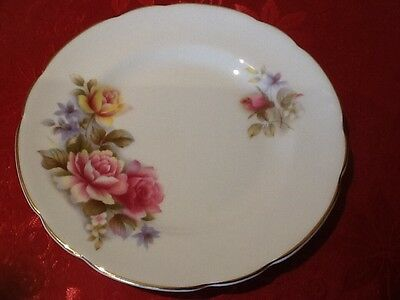 Vintage Regency English Bone China  Bread and Butter Plate Replacement Spare VGC