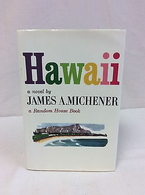 Hawaii by James A. Michener (1959, Hardcover)