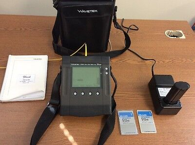 WAVETEK FLASH OTDR 1310/1550nm / FIBER OPTIC FUSION SPLICER TECHNICIANS TOOL