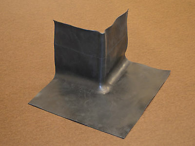 EPDM/Rubber moulded outside corners