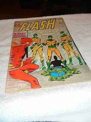 The Flash #136 (May 1963, DC)