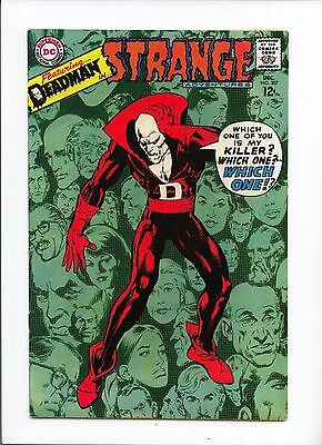 Strange Adventures #207 VF+ 8.5 Neal Adams, Deadman