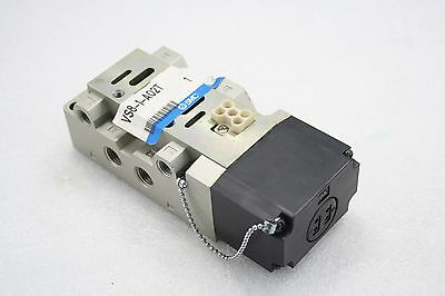 NEW SMC VS8-1-A02T-X11 Subplate  VSS/R8-6 SOL VALVE 4/5 PORT