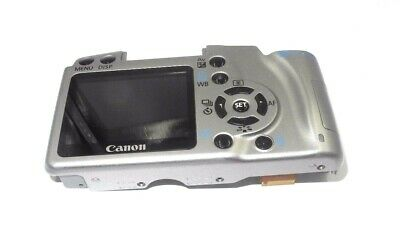 Canon X5 Rear Cover W/ Controls & Display Repair Part