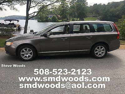 2008 Volvo V70  2008 Volvo V70 FWD 3.2 Wagon Excellent Shape! Cell/ Text (508)523-2123
