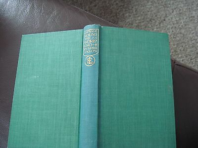 A voyage Round the World 1740-4 by Lord Anson 1923