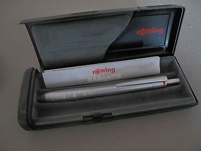 ROTRING TRI PEN AXTENSION NEW OLD STOCK BOX & PAPERS FROM THE 90's DISCONTINUED