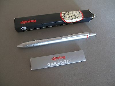 ROTRING TRIO PEN AXTENSION NEW OLD STOCK BOX & PAPERS FROM THE 90's DISCONTINUED
