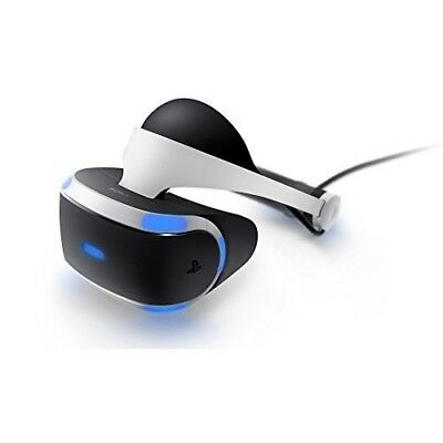 PlayStation VR Set Headset Video Games Virtual Reality Consoles Earbuds Sound
