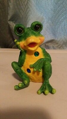 Fancy Frog with bling