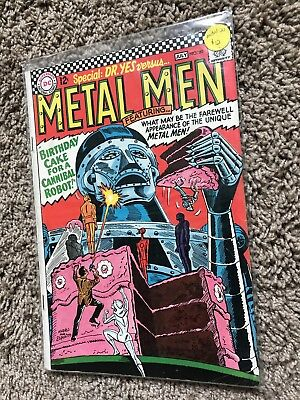 METAL MEN No. 20 - Special: DR. YES versus METAL MEN