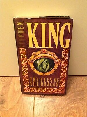 Stephen King The Eyes Of The Dragon 1987 1St Edition Hardback Book