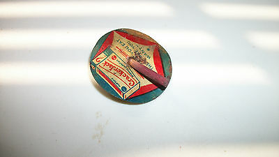 Cracker Jack Spinning Top Complete With Spinning Stick