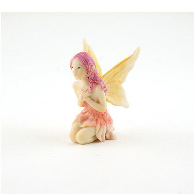 "2.25"" My Fairy Gardens Mini Figure - Heartfelt Flower Fairy - Miniature Figurine"