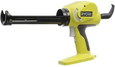 Ryobi One+ 18-Volt Li Lithium-Ion Cordless Power Caulk and Adhesive Gun Tool