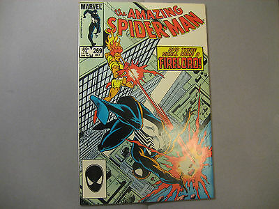 The Amazing Spider-Man #269 (Oct 1985, Marvel) HIGH GRADE