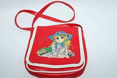Vintage Retro Anime Cosplay Girl Purse Small Bag Sailor Moon? 90s