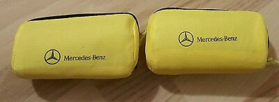2x warnwesten Mercedes Benz